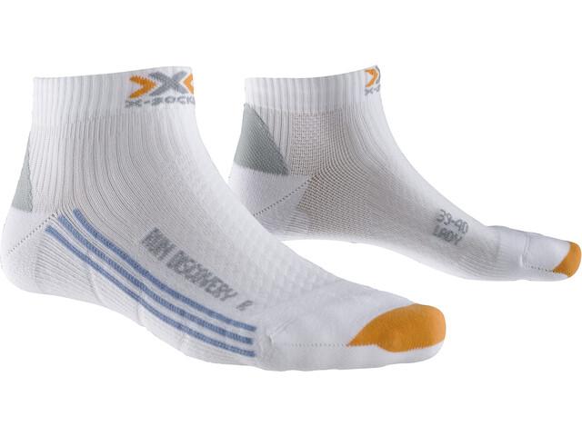 X-Socks Run Discovery New Socken Damen white